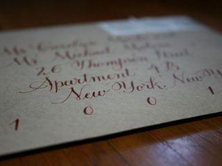Della Valle Calligraphy 4