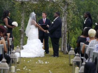 F.D.Roosevelt State Park Wedding 1