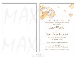 Maxe Invitations 1