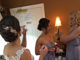 The Brushing Bride 4