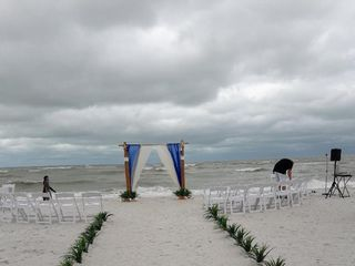 Florida Beach Weddings by Weddings On a Whim 4