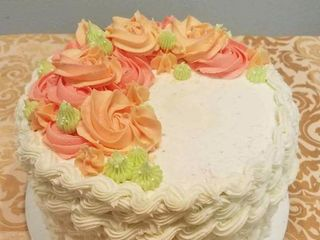 Golden Rose Cake Boutique 1