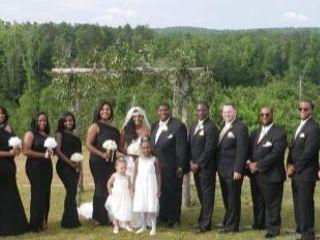 F.D.Roosevelt State Park Wedding 3