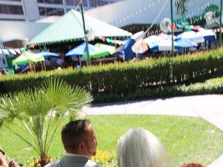 Flamingo Las Vegas Wedding Garden Chapel 7
