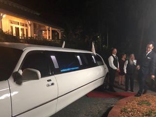 Elegant Limousines & Wedding Services 5