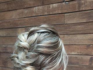 Twisted Fishtail Hair + Bridal 1