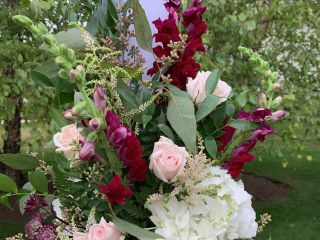 Carousel Flowers 3