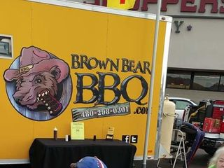 Brown Bear BBQ 6