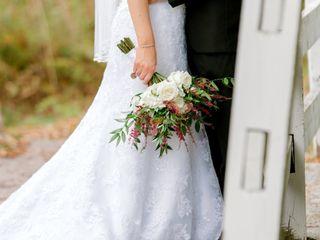 Creative Gardens Wedding Flowers 5