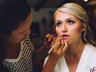 La Bella: Hair & Makeup by Jessica Bagwell 5