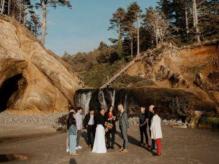 Oregon Beach Ceremonies 3