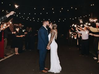 Love Wedding Sparklers 3