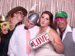 Blooming Photo Booth 5