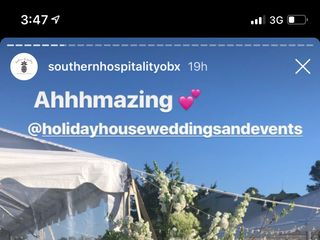 Holiday House Weddings and Events 6