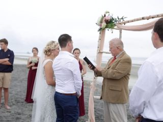 A Charleston Beach Wedding 3