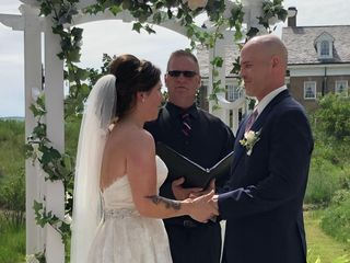I Now Pronounce You Ceremony & DJ Services 2