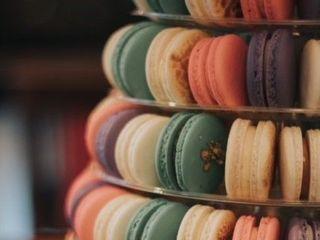 Carousel Macarons 1