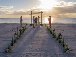 Florida Beach Weddings by Weddings On a Whim 1
