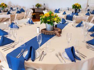 Ballroom at Windsor - McCarthy Tree Farm 1