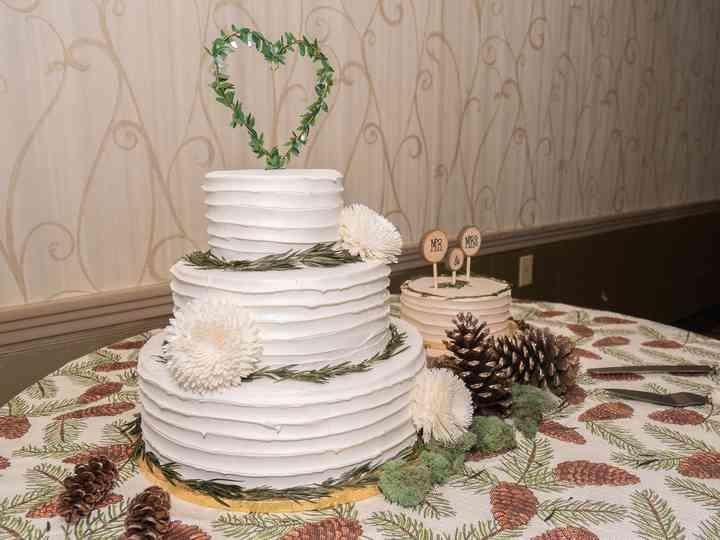 The Pennsylvania Bakery Wedding Cake Camp Hill Pa Weddingwire