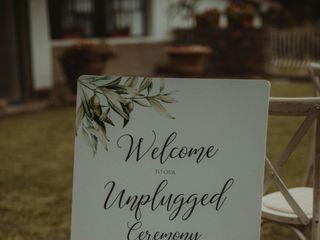 Al fresco Wedding 4