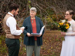 Beth Koehler, Wedding Officiant 4