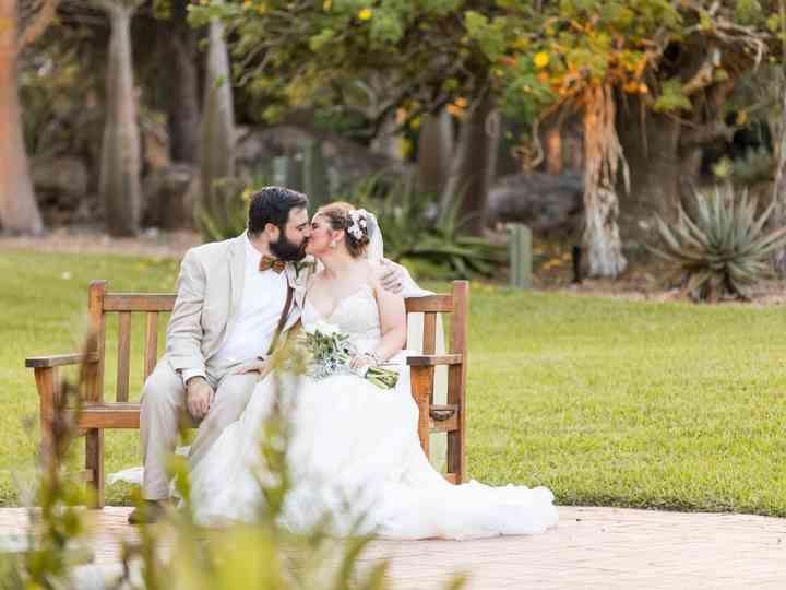 Fairchild Tropical Botanic Garden Venue Miami Fl Weddingwire