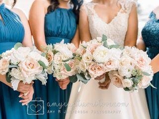A Touch of Lavender Wedding Coordination & Floral Design 1