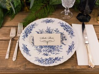 The Wedding Plate 7