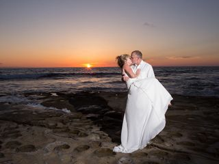Just Married San Diego 4