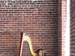 Lauren C. Sharkey, Harpist 1