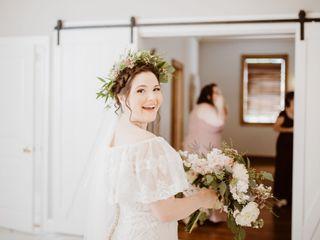 Wedding Hair by Mollie Monthie Radden 5