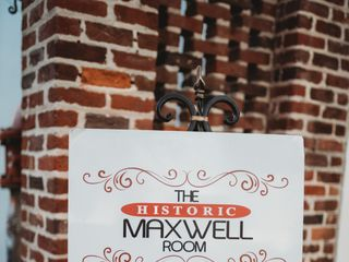 The Historic Maxwell Room 3