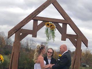 Joann McGregor Wedding Officiant 2