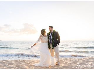 Simple Maui Wedding 7