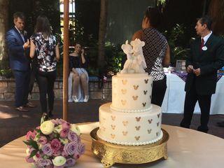 Disney's Fairy Tale Weddings California 1