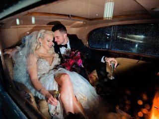 Classic Wedding Car 1