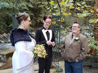 Friendly Falls Waterfall Weddings 1