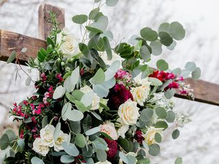 Garden Gate Flowers 4