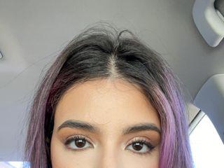 Simonet Makeup 2