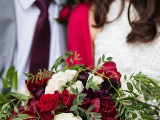 The Lace Bouquet 1