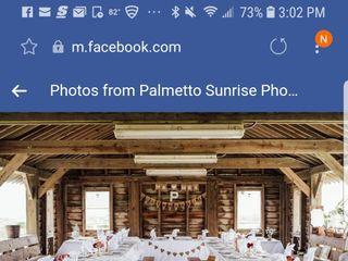 Palmetto Sunrise Photography 1