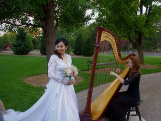 Harpist - Mary Keener 4