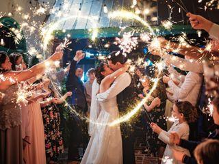 Wedding Day Sparklers 4