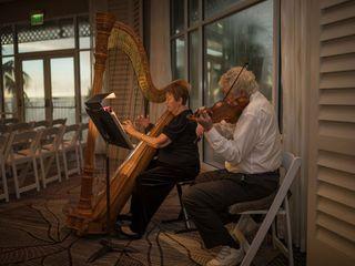 Kraichy and Erickson Harp and Violin 2