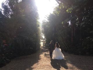 Golden Pineapple Weddings 5