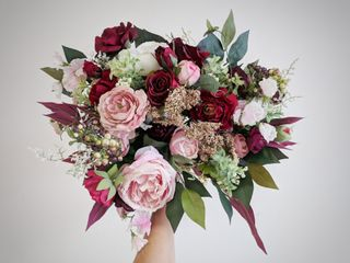 The Faux Bouquets 7