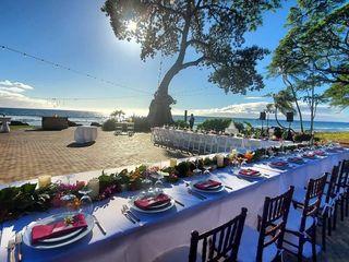 A Maui Wedding Day 1