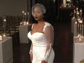 Grayt Wedding Hair 1