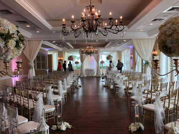 Crystal Ballroom At Sunset Harbor Venue Daytona Beach Fl